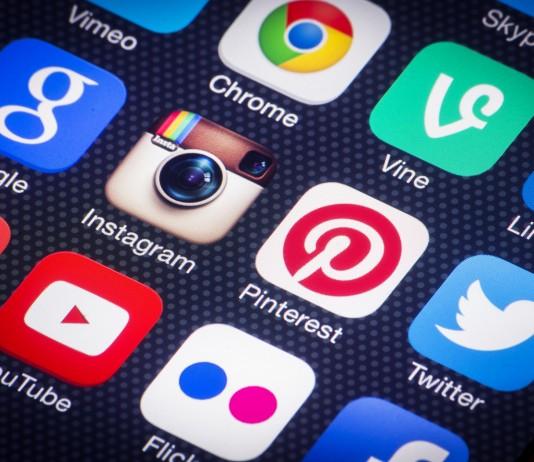 δημοφιλή κοινωνικά δίκτυα
