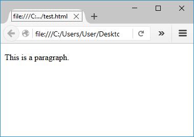 Σχόλια στη γλώσσα html