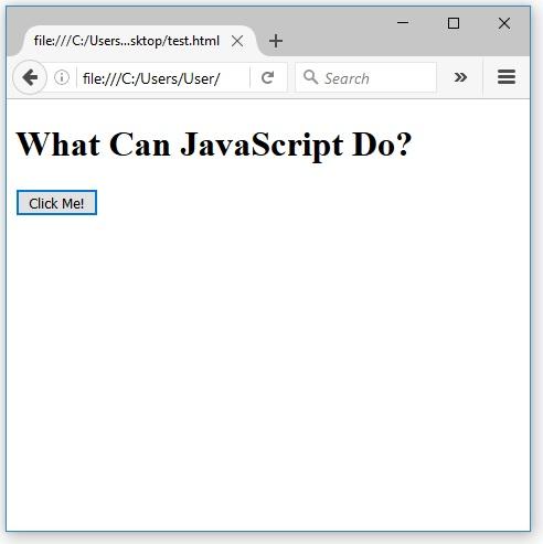 javascript απόκρυψη css