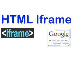 Τι είναι τα iframes στη γλώσσα html