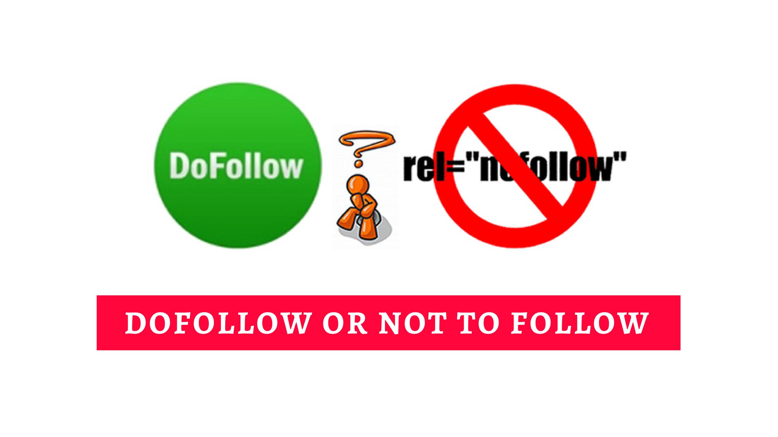 Κατασκευή ιστοσελίδων με συνδέσμους nofollow