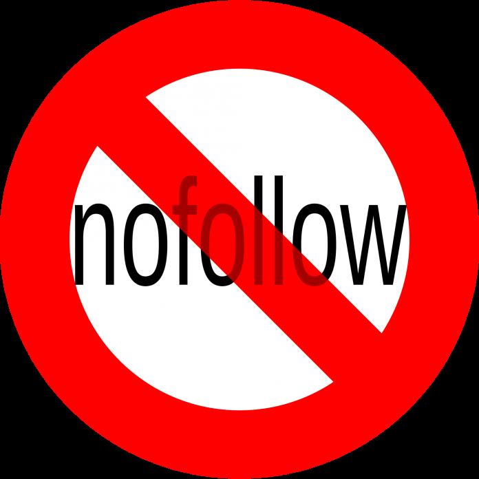Πώς χειρίζεται η google τους συνδέσμους τύπου nofollow