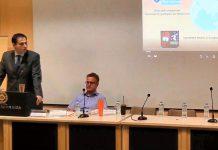 Χάρης Θεοχάρης Ομιλία στον 1ο Διαγωνισμό Καινοτομίας στην χρήση τεχνολογιών διαδικτύου