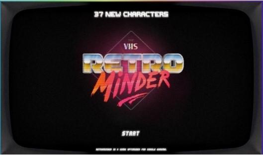 Retrominder.tv