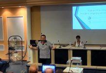 Δημήτρης Τσίγκος στην ημερίδα Ψηφιακής Καινοτομίας και Ηλεκτρονικής Διακυβέρνησης