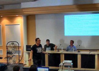 Γιάννης Χαραλαμπίδης στην ημερίδα Ψηφιακής Καινοτομίας και Ηλεκτρονικής Διακυβέρνησης