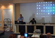 Νίκος Μπαλατσούκας στην ημερίδα Ψηφιακής Καινοτομίας και Ηλεκτρονικής Διακυβέρνησης